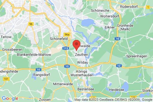 Karte Schulzendorf