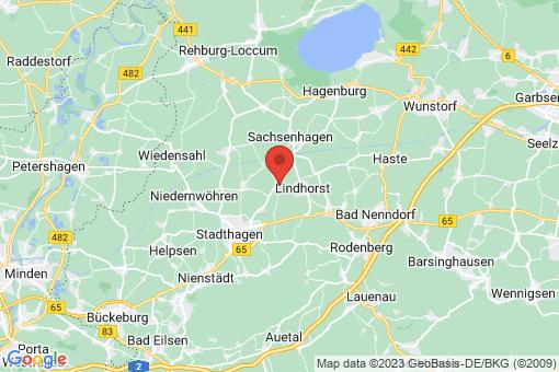 Karte Lüdersfeld