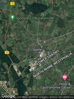 Google Map of Spelle