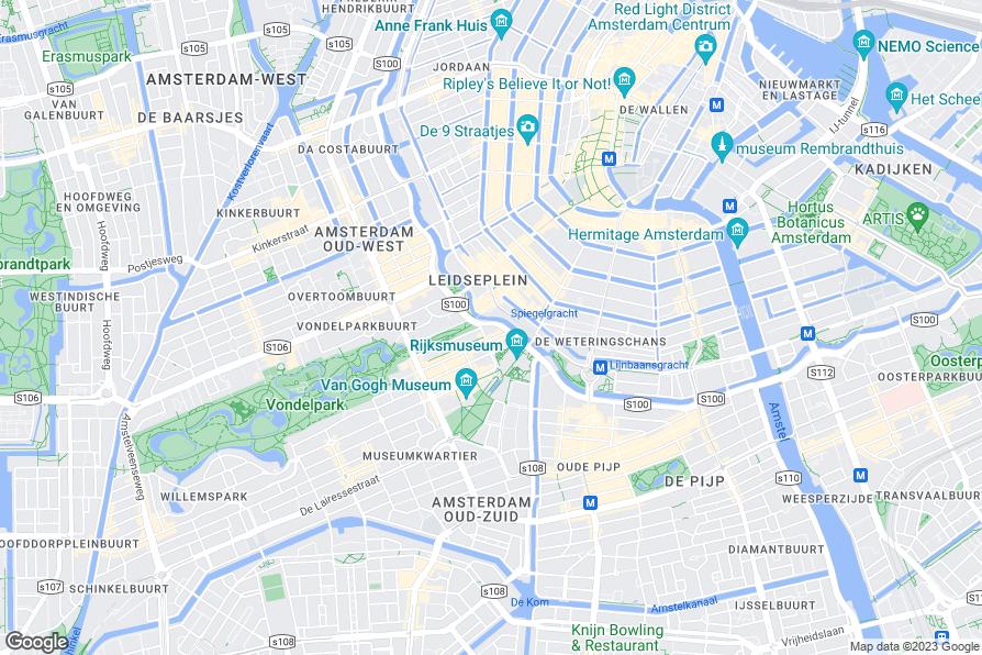 Park Hotel Amsterdam Review Photos