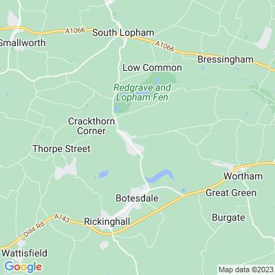Redgrave Location