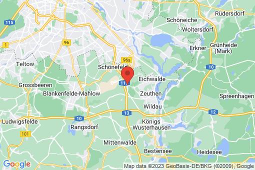 Karte Waltersdorf