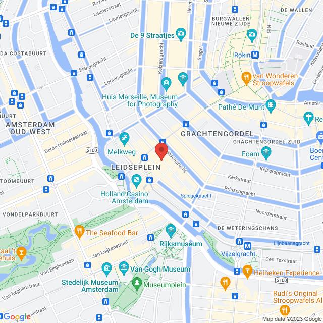 Lange Leidsedwarsstraat 104 106