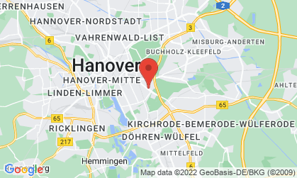 Arbeitsort: Hannover
