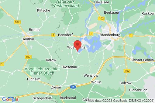 Karte Wusterwitz