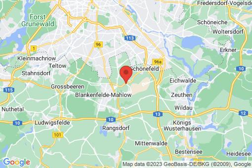 Karte Waßmannsdorf