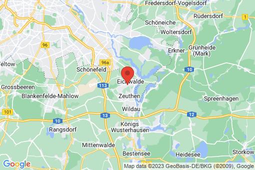 Karte Eichwalde