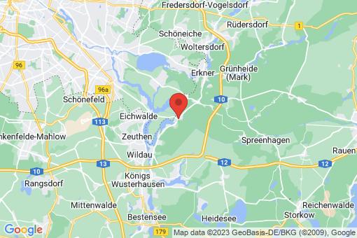 Karte Wernsdorf
