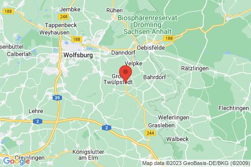 Karte Groß Twülpstedt