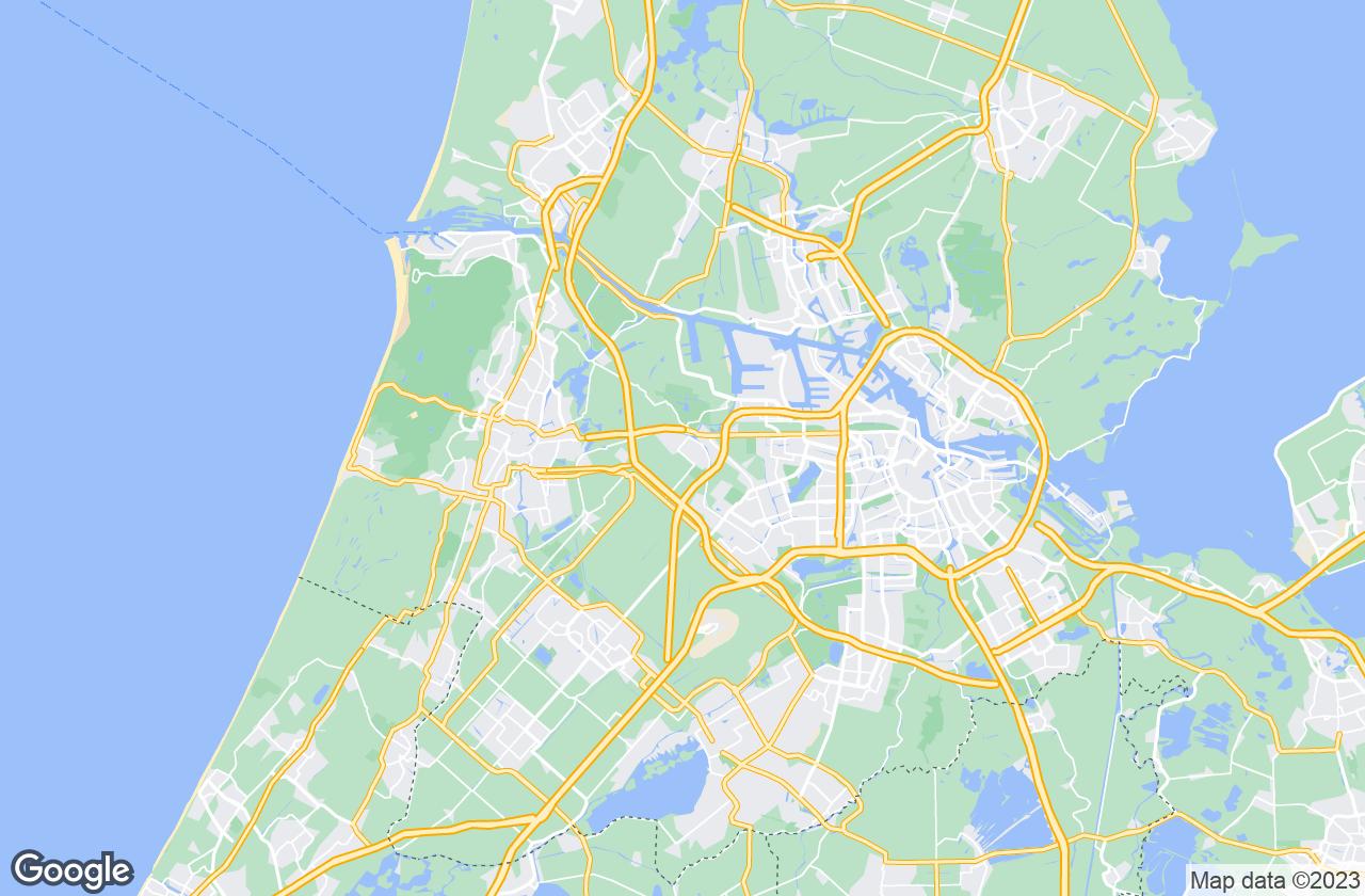 Google Map of Zwanenburg