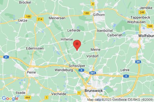 Karte Adenbüttel
