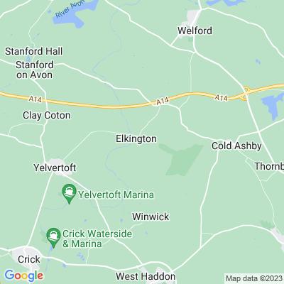 Elkington Grange Location