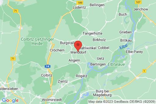 Karte Wenddorf