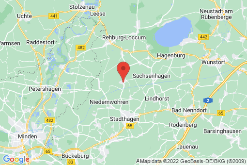 Karte Pollhagen
