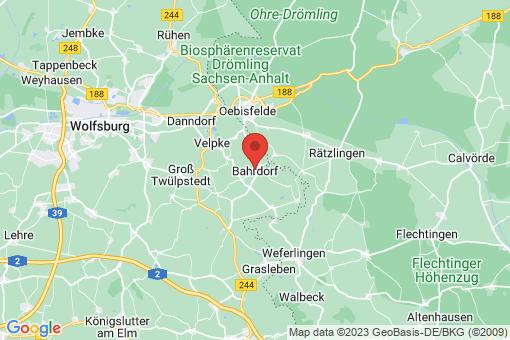Karte Bahrdorf