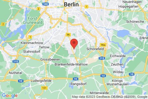 Karte Berlin-Lichtenrade