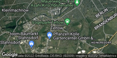 Google Map of Teltow