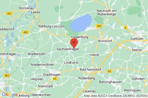 Karte Auhagen Auhagen
