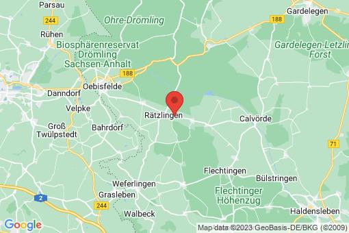 Karte Kathendorf