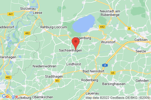 Karte Auhagen