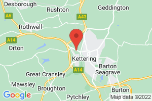 Kettering General Hospital Knowledge and Library Service on the map