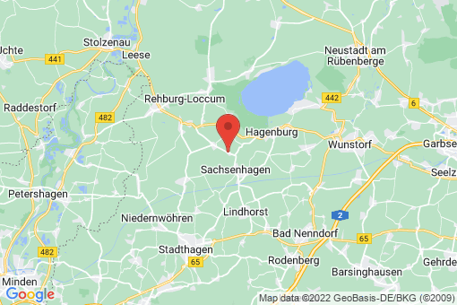 Karte Wölpinghausen Bergkirchen
