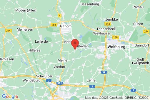 Karte Wasbüttel