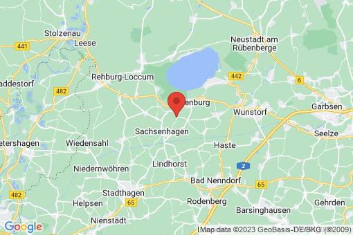 Karte Auhagen Düdinghausen