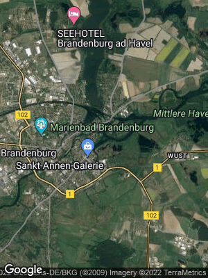 Google Map of Schmerzke