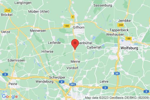 Karte Rötgesbüttel