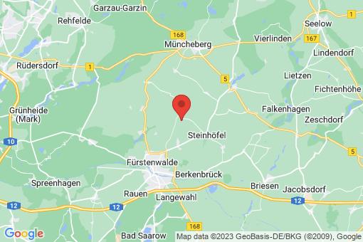 Karte Steinhöfel Buchholz