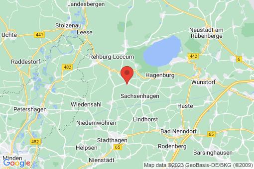 Karte Wölpinghausen