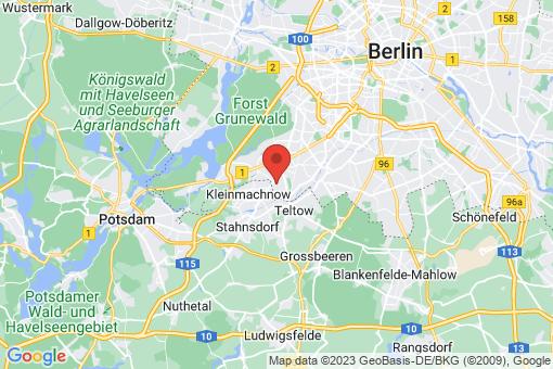 Karte Berlin-Zehlendorf