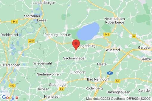 Karte Wölpinghausen Schmalenbruch-Windhorn
