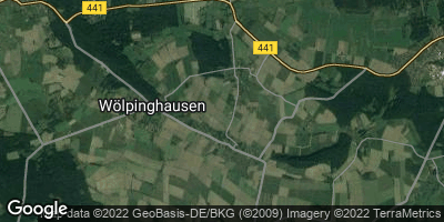 Google Map of Wölpinghausen