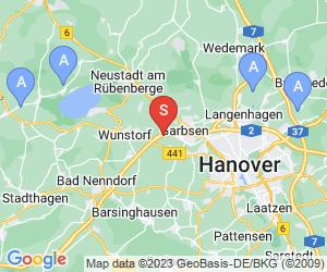 Karte für Golfclub Hannover e.V.