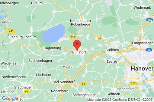 Karte Wunstorf