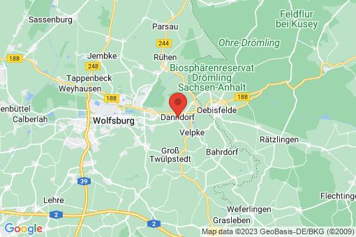 Karte Danndorf
