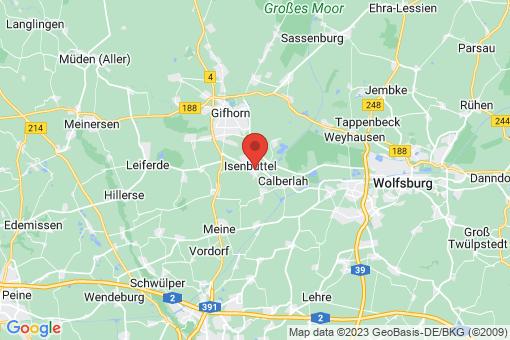 Karte Isenbüttel