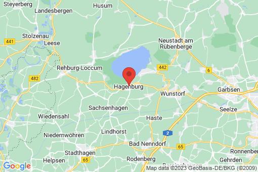 Karte Hagenburg