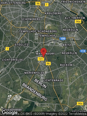 Google Map of Mariendorf