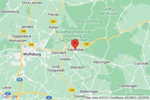 Karte Oebisfelde