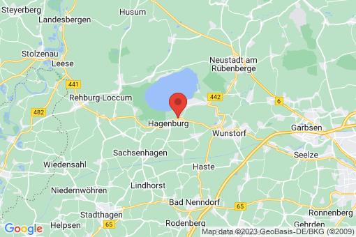 Karte Hagenburg Altenhagen