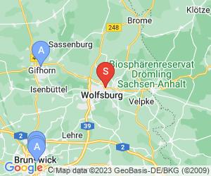 Karte für Städtische Galerie Wolfsburg