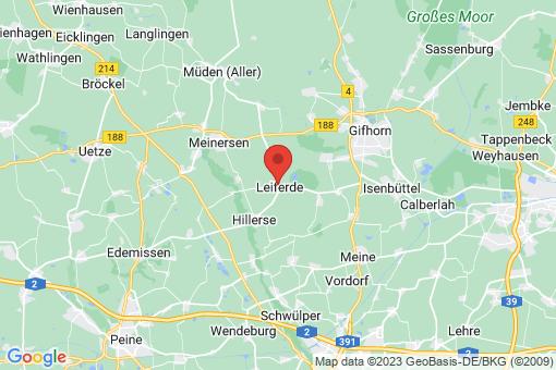 Karte Leiferde
