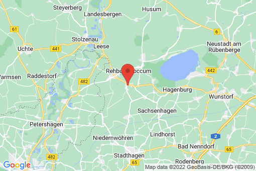 Karte Rehburg-Loccum Münchehagen