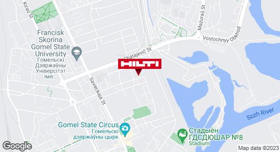 Get directions to Терминал самовывоза MM Гомель