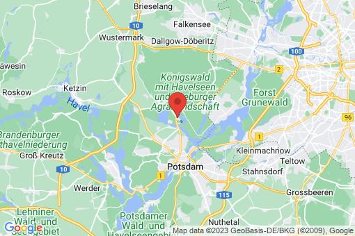 Karte Neu Fahrland