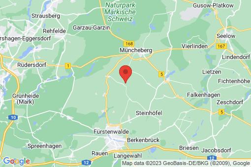 Karte Steinhöfel Gölsdorf