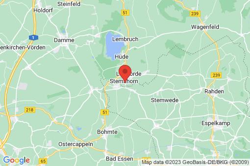 Karte Stemshorn